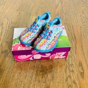 Girls waterproof shoes